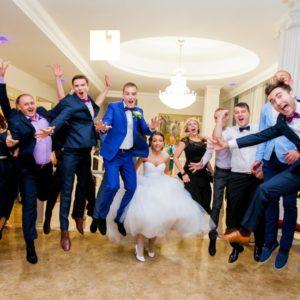 молодой тамада на свадьбу