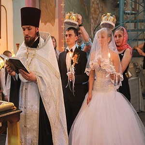 Православный ведущий свадьбы