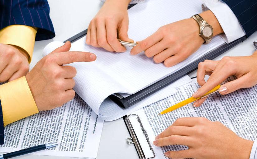 Юридический аудит и сопровождение контрактов