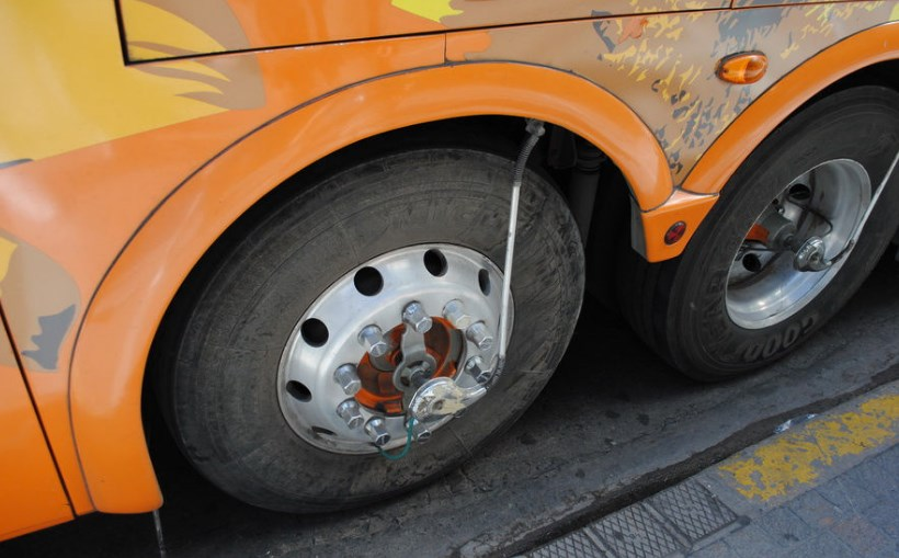 Шины для автобуса
