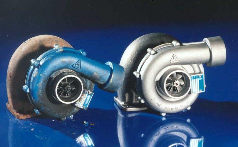 Ремонт турбины в автомобиле