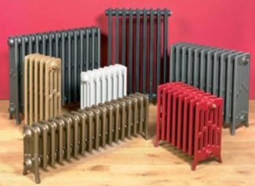 Выбор радиатора отопления и монтаж канализации
