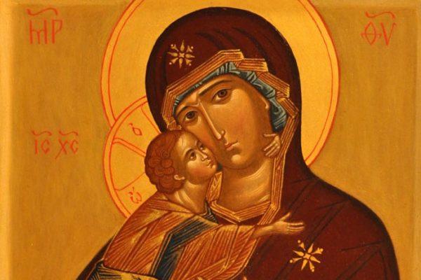 Владимирская икона Божей Матери