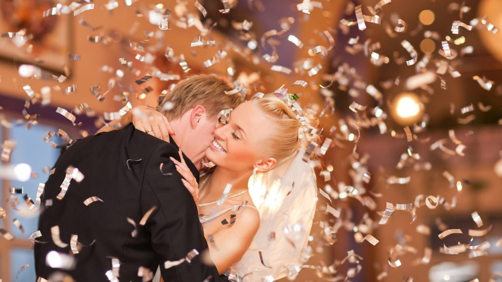 Проведение маленьких свадеб