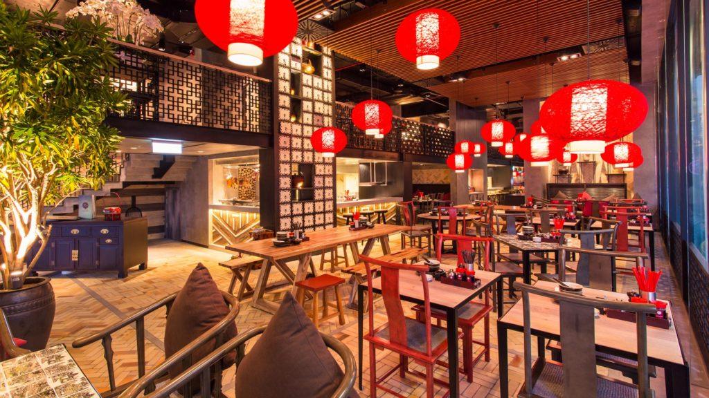 Ресторан китайской кухни