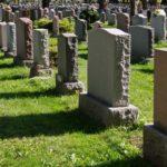 Временное надгробие на могилу